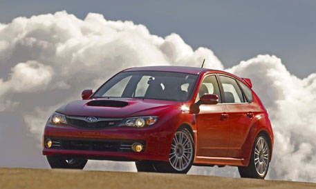 View The Latest First Drive Review Of The 2008 Subaru Impreza Wrx