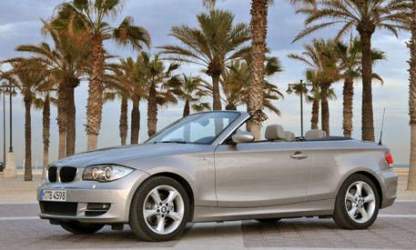 first look at the new 2008 bmw 125i convertible photos and just rh roadandtrack com M6 Manual BMW M5