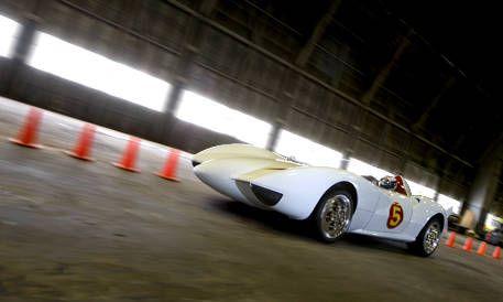Road Test Of The Racer Motors Mach 5 Full Authoritative