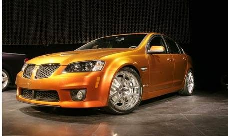 pontiac g8 gxp manual