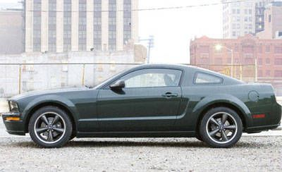 2005 ford mustang gt 0-60