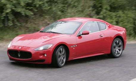 first look at the new 2009 maserati granturismo s - photos and just