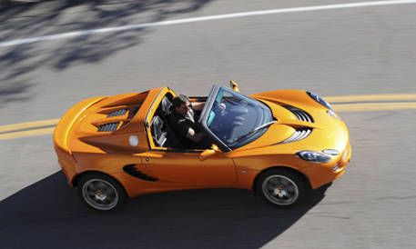View the latest first drive review of the 2008 Lotus Elise SC. Find ...