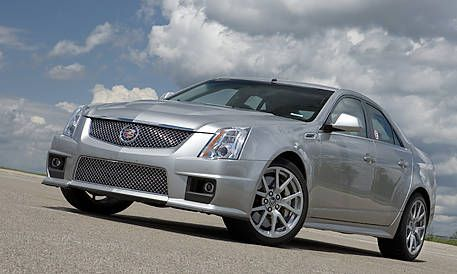First Look At The New 2009 Cadillac Cts V Photos And Just Released