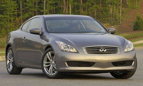 View the latest first drive review of the 2009 Infiniti G37x Coupe