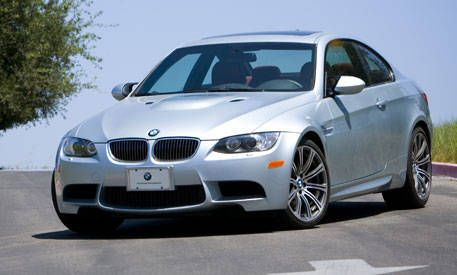 2008 bmw m3 coupe with m dct rh roadandtrack com BMW M5 User Manual Template Word