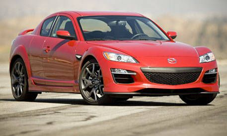 Advertisement   Continue Reading Below. Image. The Mazda RX 8 ...