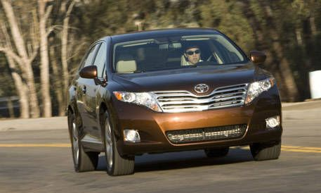 View The Latest First Drive Review Of The 2009 Toyota Venza Find