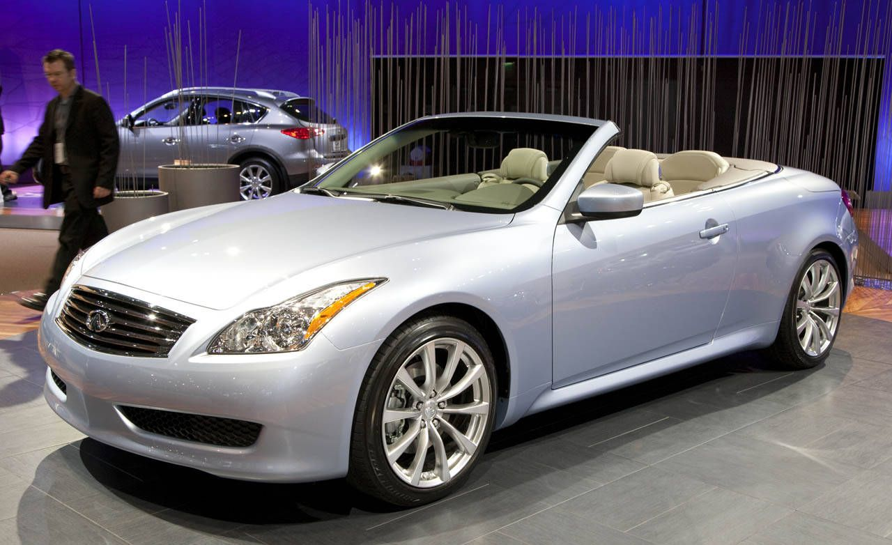 and infiniti photos momentcar base information convertible infinity
