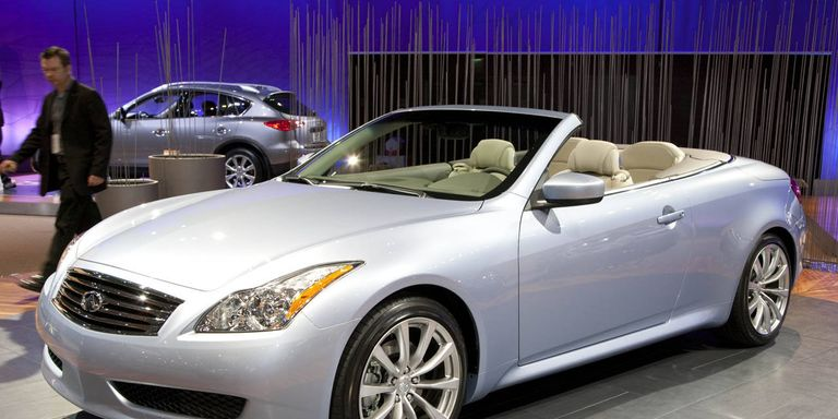2009 infiniti g37 convertible the g37 convertible infiniti has come a long way since the old m30 ragtop sciox Images