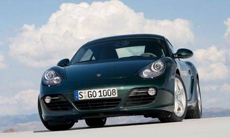 First Look At The New 2009 Porsche Cayman S Photos And