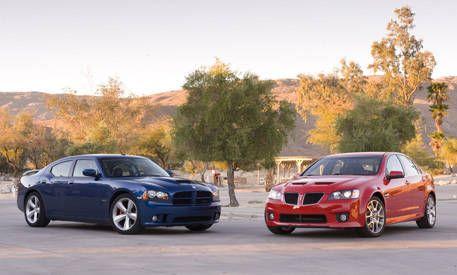 Worksheet. 2009 Dodge Charger SRT8 vs 2009 Pontiac G8 GXP  Comparison Test
