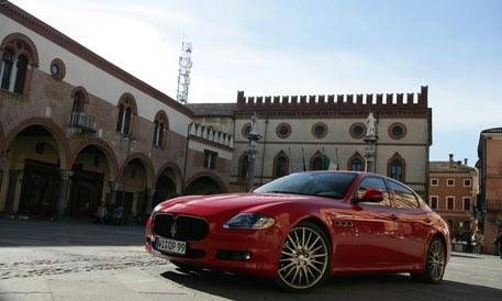 Review Of The New 2009 Maserati Quattroporte Sport Gt S Full New