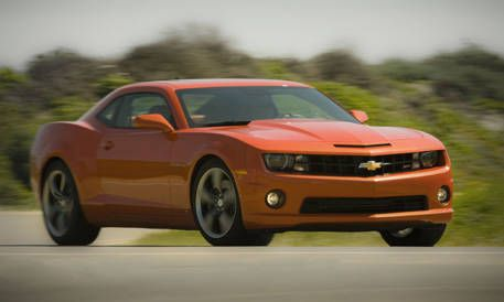 But When It Comes To The Modern Interpretation Of A Clic Pony Car New Camaro Is One That Really Got Right