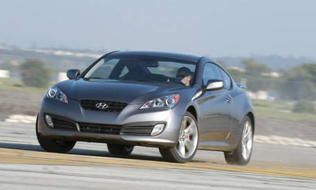 2010 Hyundai Genesis Genesis Coupe 2 0t Review