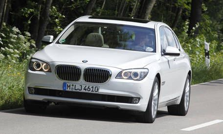 Review of the New 2010 BMW 760Li - Full New Car Details