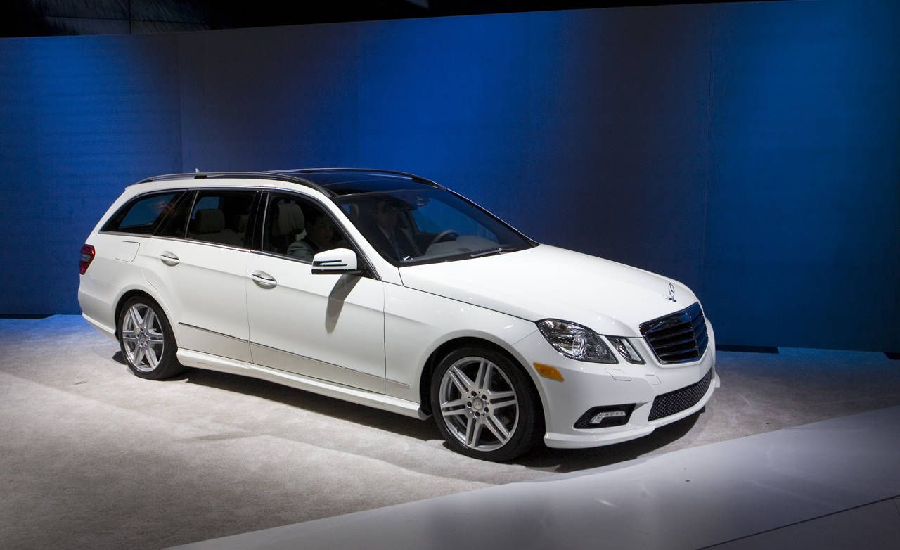e350 - mercedes-benz 4matic station wagon 2011