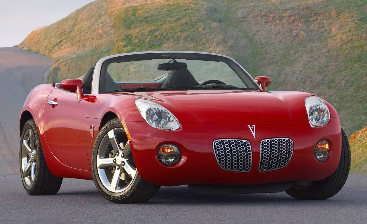 New Pontiac Cars - Latest 2011 - 2012 Pontiac Car News and Reviews