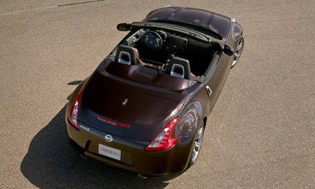 2010 Nissan 370z Roadster First Look