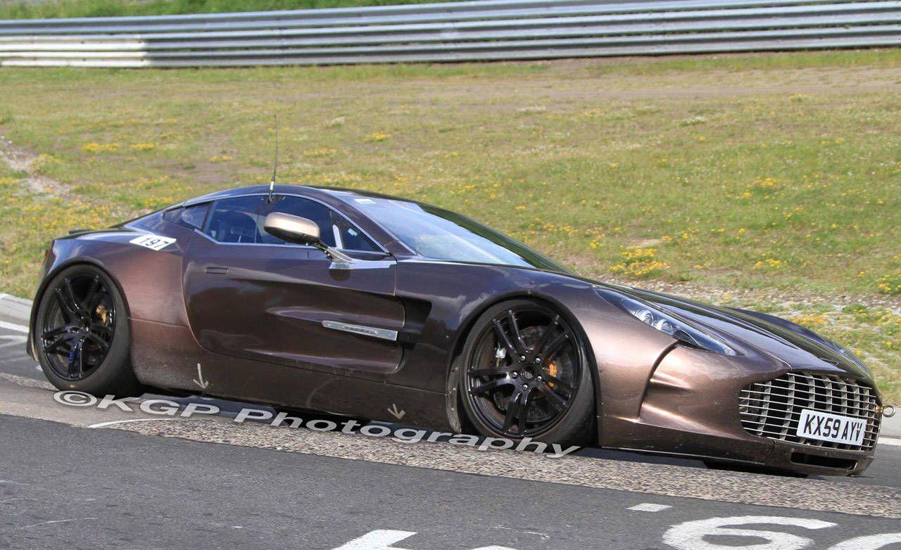 Future Car Spy Shots Of The Aston Martin One Find More Spy - Aston martin one77