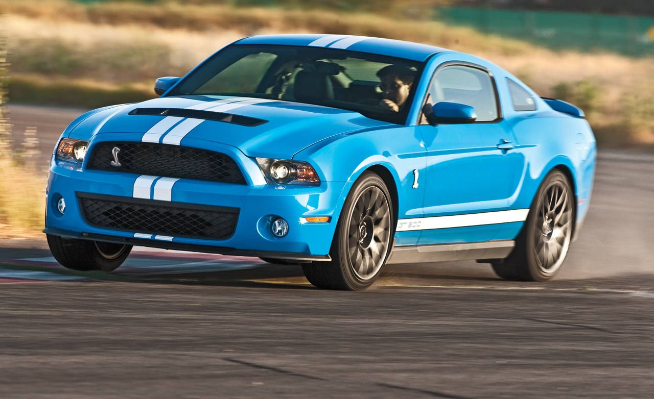2011 ford mustang shelby gt500 road test update expert car reviews from roadandtrack com
