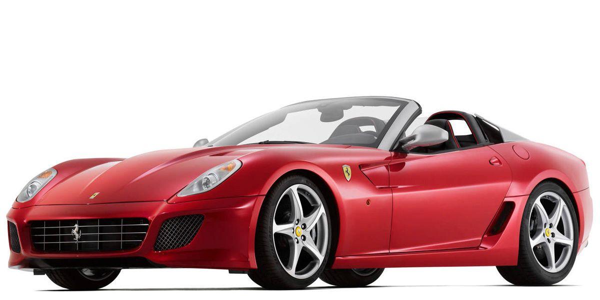 2011 Ferrari Sa Aperta Unveiled View The Latest 2010 Paris Auto