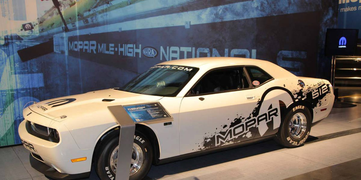 2011 Challenger - Mopar Challenger Review and Photos from SEMA