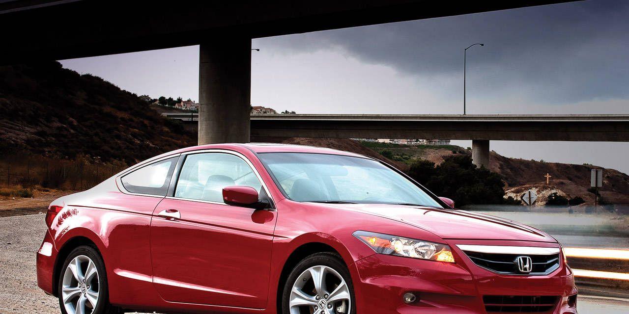 2011 Honda Accord V6 Ex L Coupe Review Honda Road Test Update
