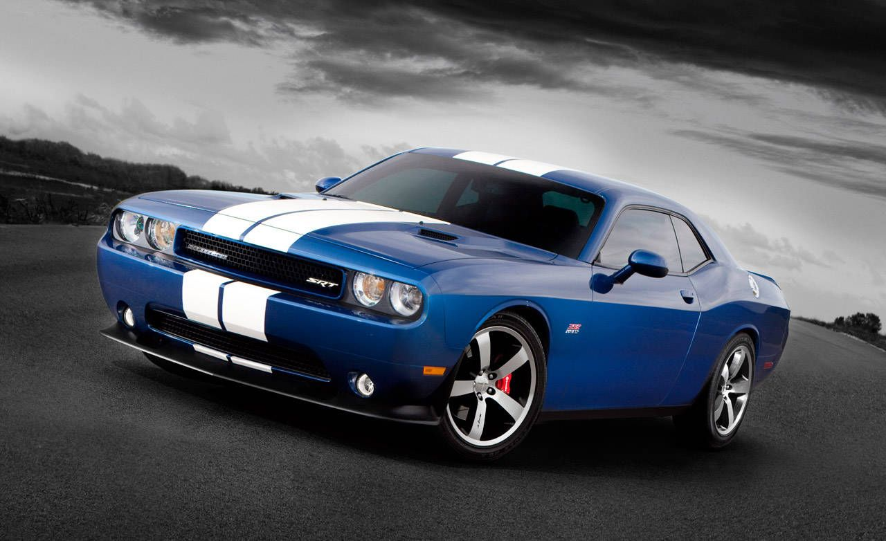 2011 Dodge Challenger Srt8 392 Inaugural Edition New Dodge Challenger News Roadandtrack Com
