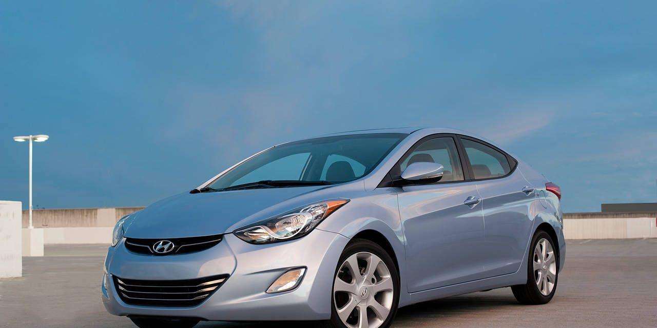 2011 Elantra Hyundai Elantra Review