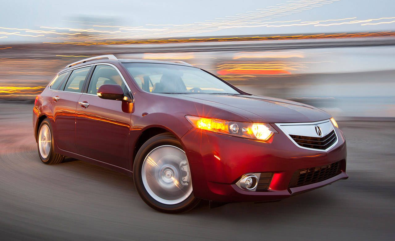 Acura Tsx Sport Wagon Review 2011 Acura With Photos