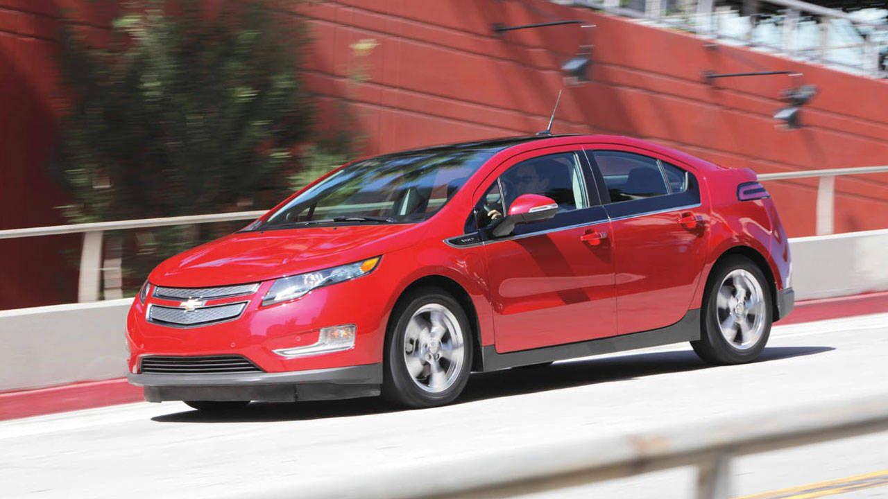 2011 Chevrolet Volt Full Road Test Full Chevy Volt Range Test
