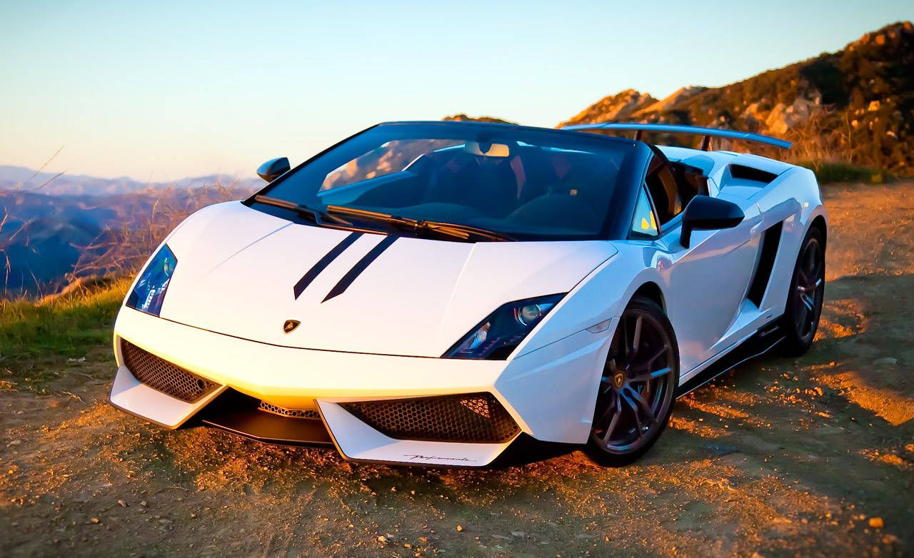 2011 lamborghini gallardo lp 570-4 spyder performante review