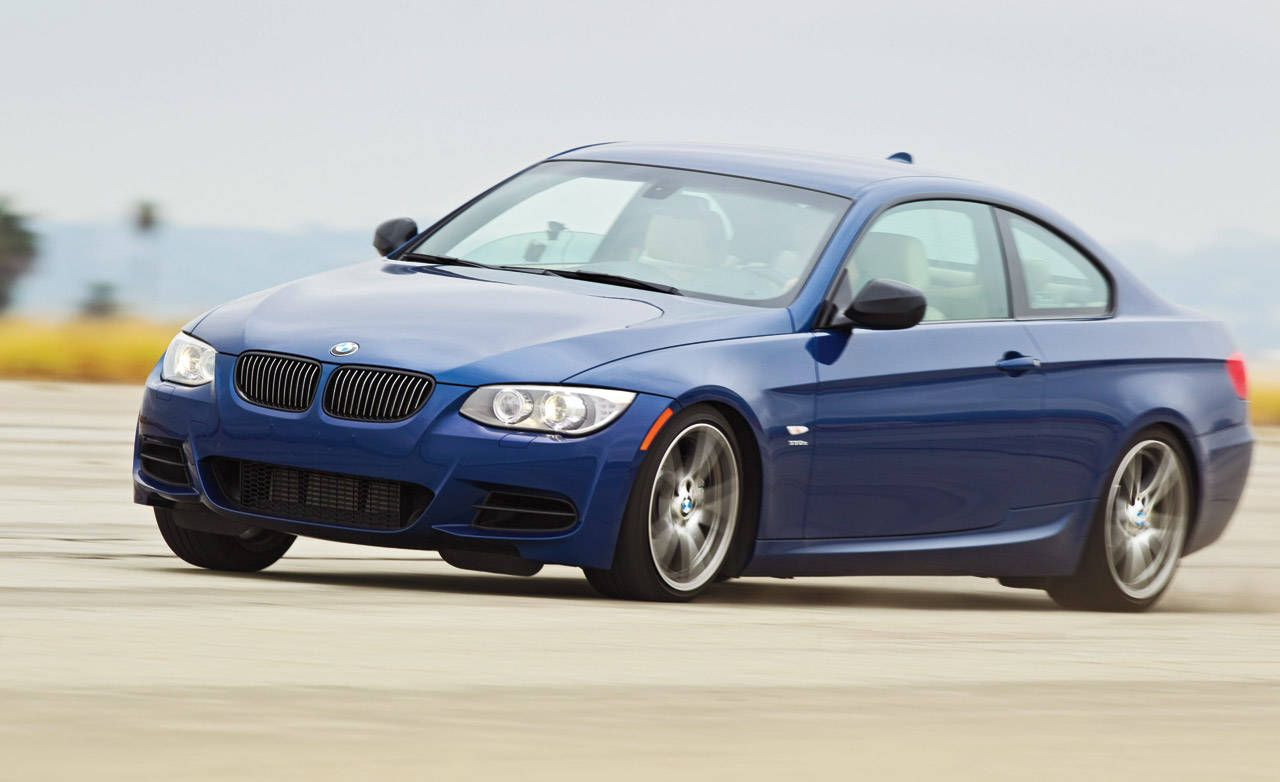 2011 BMW 335is - BMW 335is Coupe Review