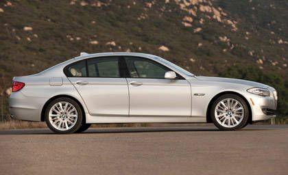 BMW I Road Test Review New BMW Sport Sedan - Bmw 550i sport package