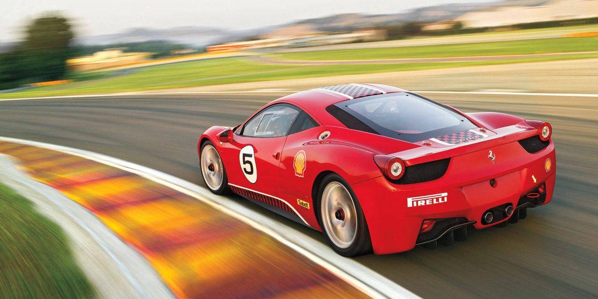Ferrari 458 Car Review By Alms Gt Ferrari Driver