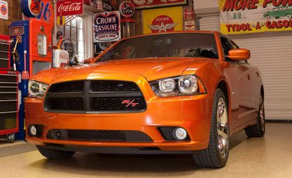 2011 Dodge Charger – Dodge Charger R/T Road Test