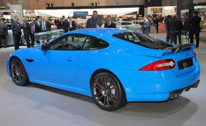 2012 Jaguar XKR-S at 2011 Geneva Auto Show – RoadandTrack com