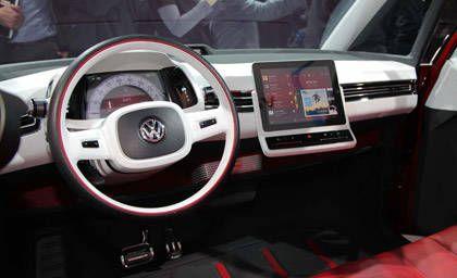 Vw Bulli Volkswagen Bulli New Vw Microbus At 2011