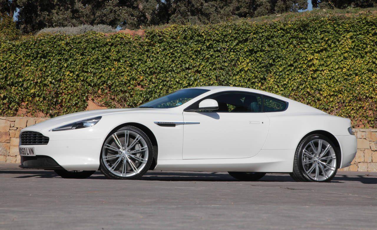 Aston Martin Virage Aston Martin Virage Review - Aston martin virage
