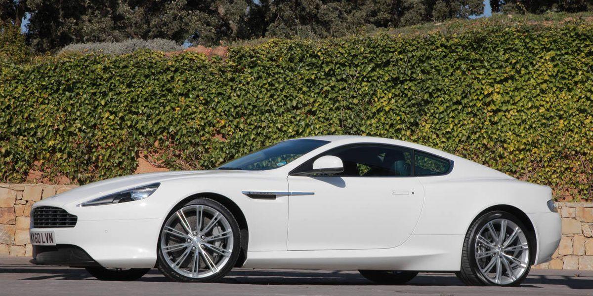 Aston Martin Virage Aston Martin Virage Review - Aston martin virage coupe