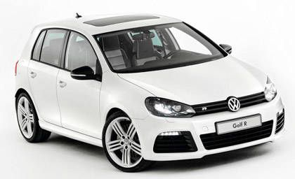 Vw Says The Golf R Is Capable Of 0 62 Mph Acceleration Just 5 9 Sec Like Original R32 This Newest Model Also Offers All Wheel Drive As Standard