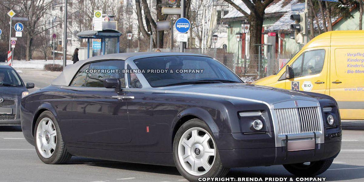 2012 RollsRoyce Phantom  RollsRoyce Phantom Drophead Coupe