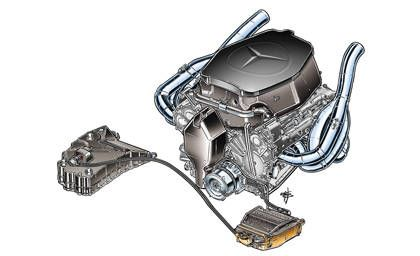 F1 KERS - Formula 1 Kinetic Energy Recovery Systems