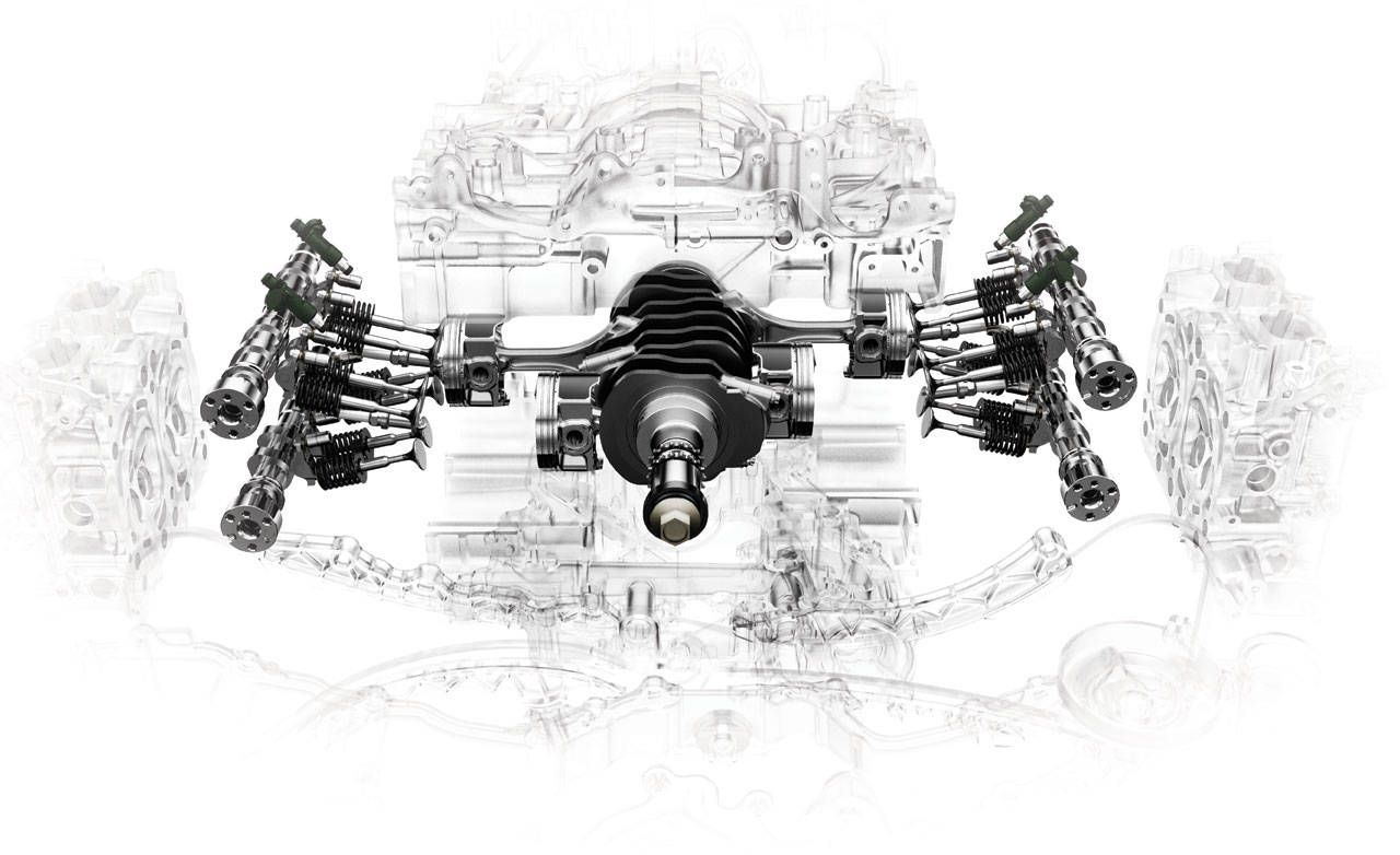 Stroker Ace Subarus New Fb Flat 4 Engine: Subaru Boxer Engine Is Good At Goccuoi.net