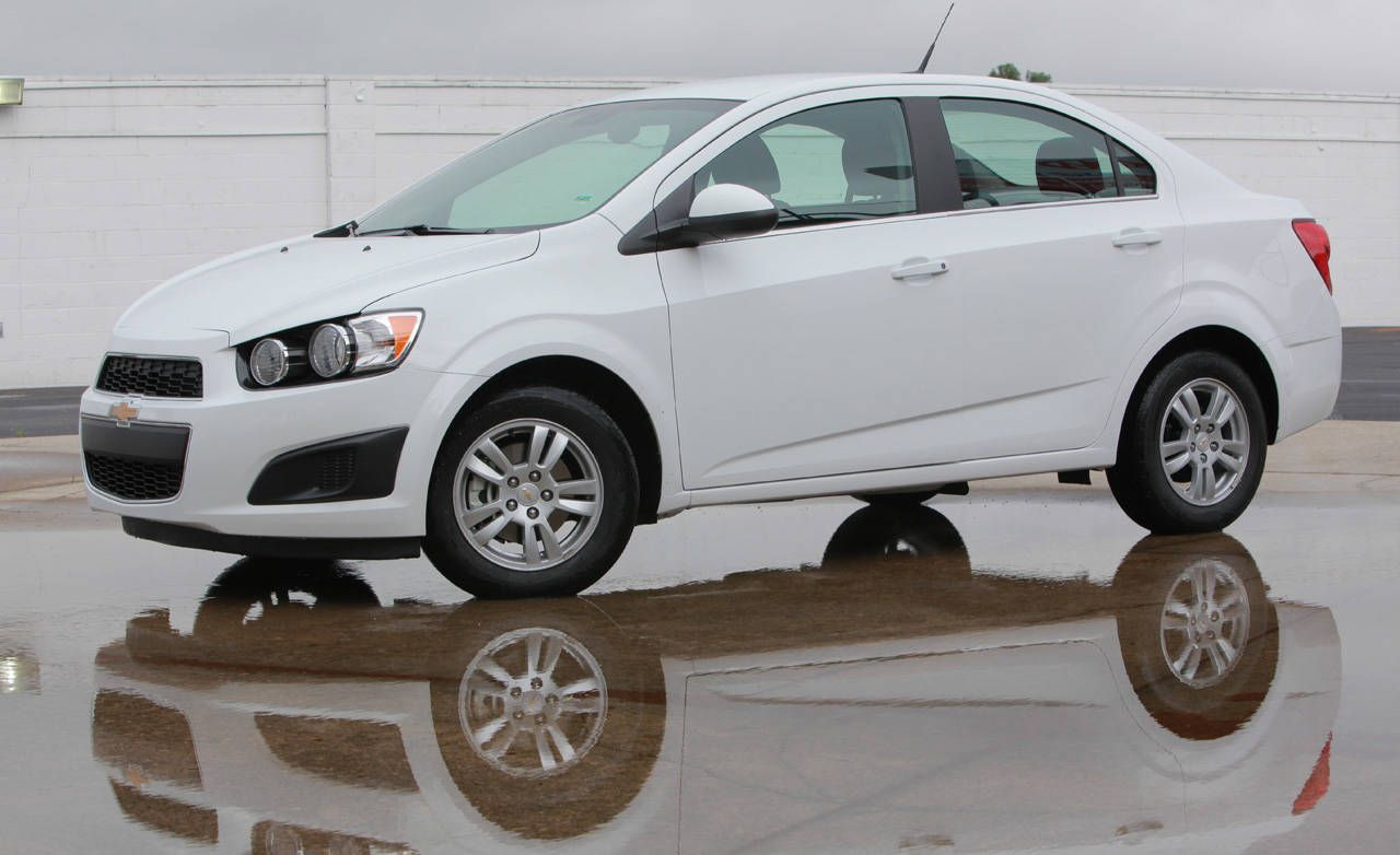 All Chevy 2013 chevy sonic mpg : 2012 Chevrolet Sonic - 2012 Chevrolet Sonic Review