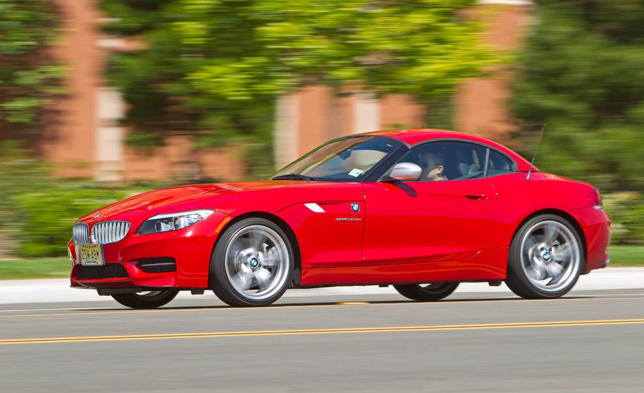 2011 BMW Z4 - Z4 sDrive35i 2-seat Coupe Review