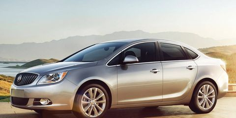 2012 Buick  New Buick Cars for 2012  New Cars for 2012