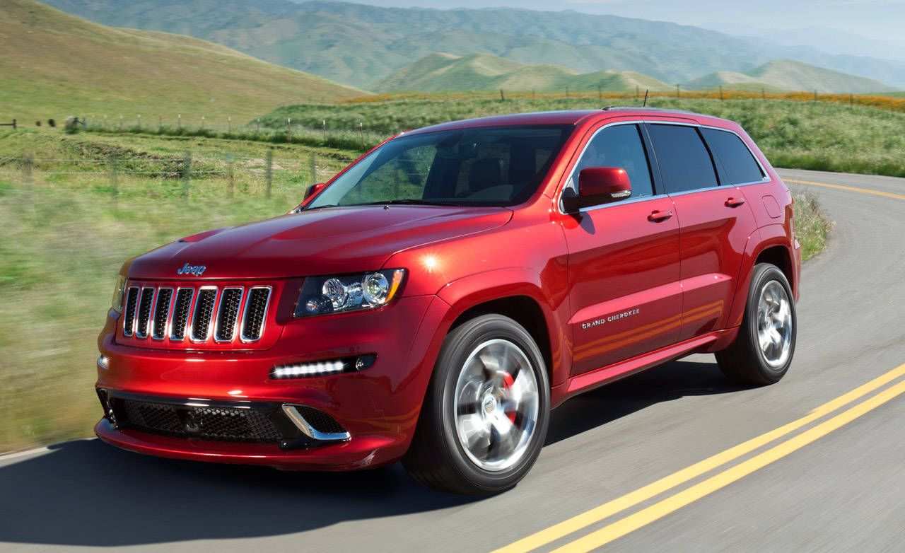 2012 Jeep Grand Cherokee SRT8  2012 Jeep Grand Cherokee SRT8 Review