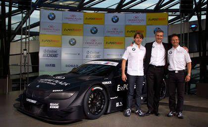 BMW M DTM Concept Car First Photos And News - Auto hona